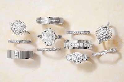 choice of diamond ring